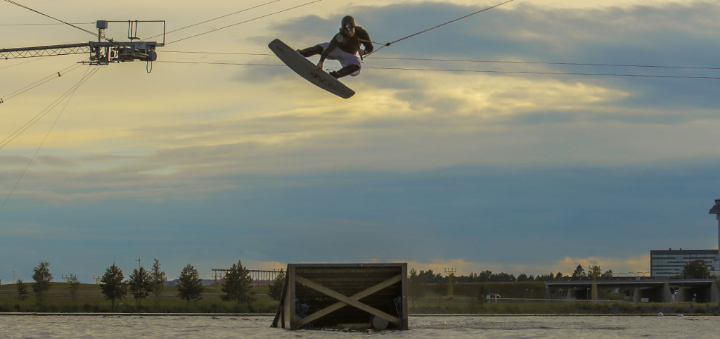 the large cable park